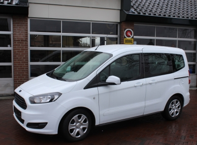 Ford Tourneo Courier 1.5 diesel