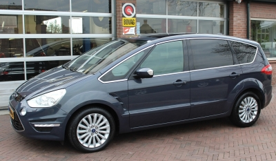 Ford S-Max 2.0 Ecoboost Titanium automaat Adaptive cruise control